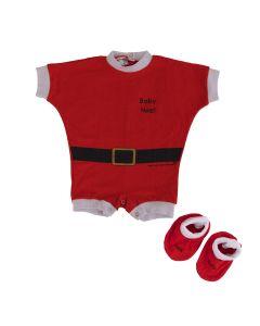 Kit baby Noel Masculino