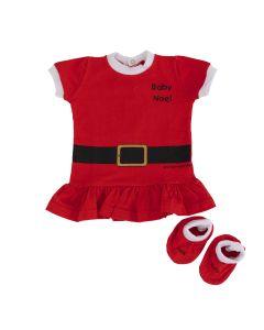 kit Baby Noel Feminino