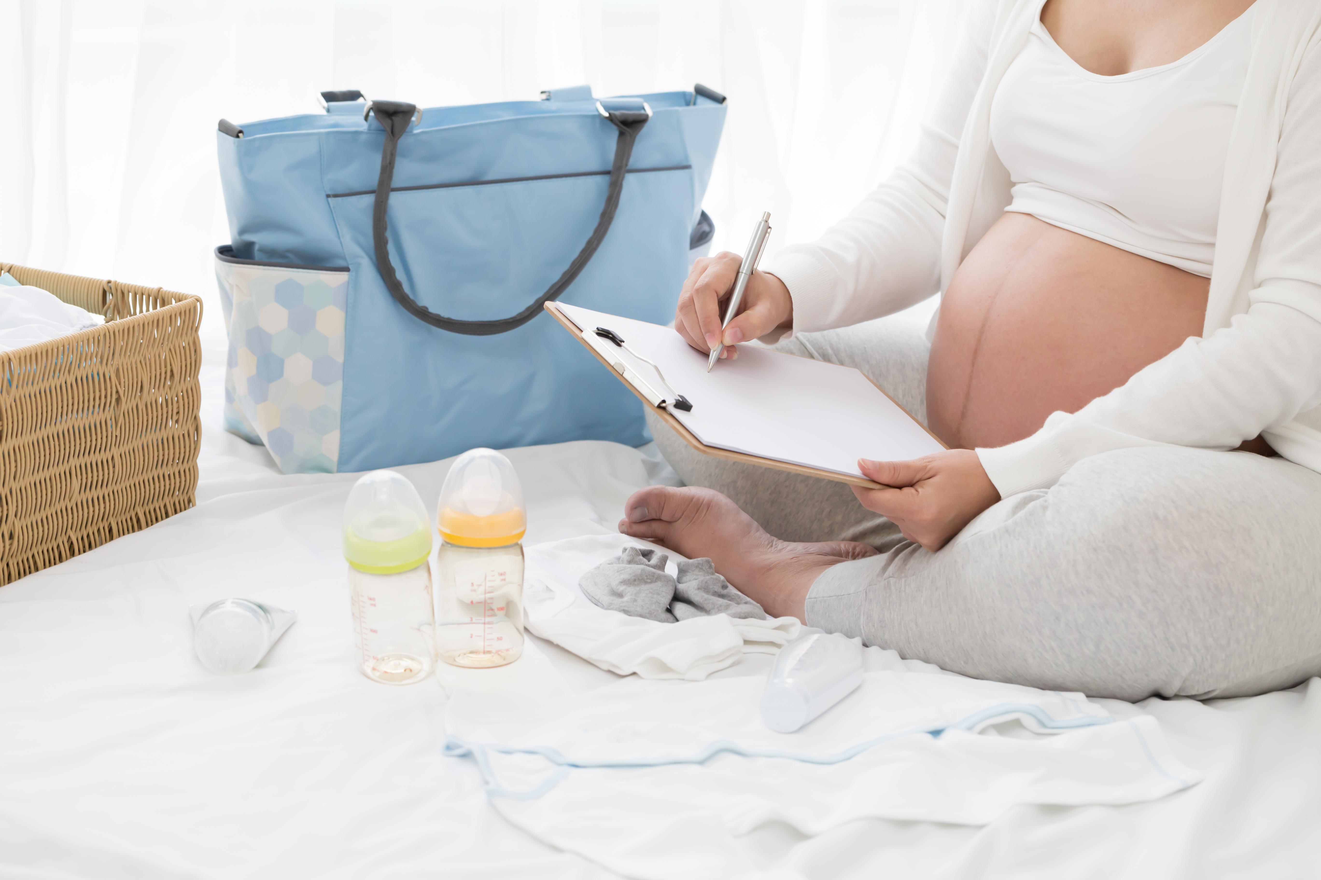 O grande dia chegou! O que levar para a maternidade?